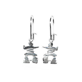 Inukshuk Earrings
